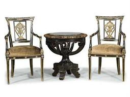 Benetti's Italia Furniture Palladio Collection