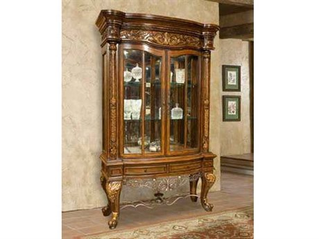 Benetti's Italia Furniture Regalia Display Cabinet BFREGALIADISPLAYCABINET