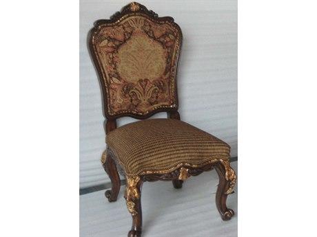 Benetti's Italia Furniture Regalia Dining Side Chair BFREGALIASIDECHAIR
