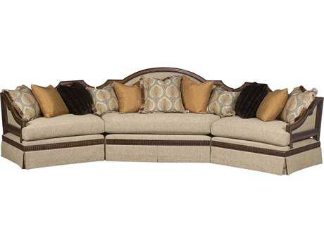 Benetti's Italia Furniture Sabrina Three Piece Sectional