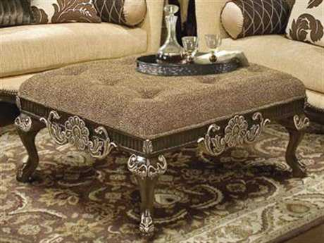 Benetti's Italia Furniture Salermo Cocktail Ottoman