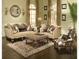 Benetti's Italia Furniture Salermo Living Room Set