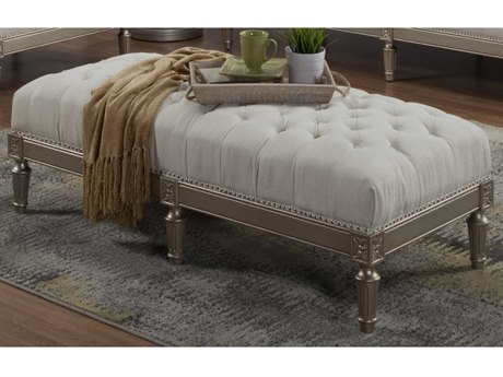 Benetti's Italia Furniture Tiffany Accent Bench