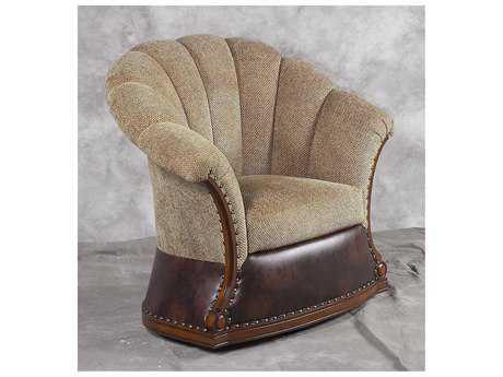 Benetti's Italia Furniture Vischelle Swivel Accent Club Chair