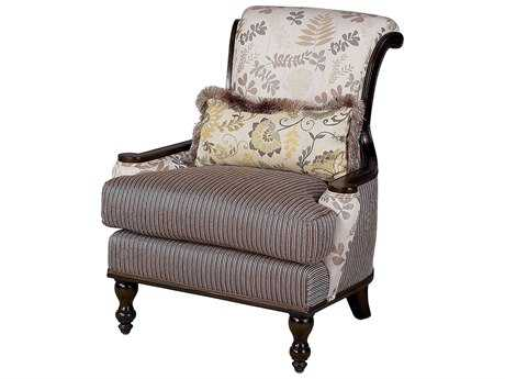 Benetti's Italia Furniture Visconte Accent Chair