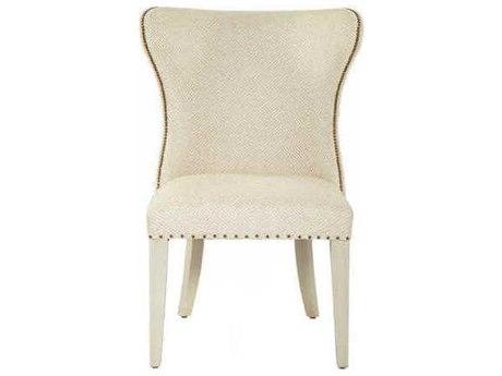 Bernhardt Salon Alabaster Side Dining Chair
