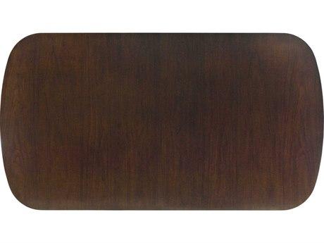 Bernhardt Haven Brunette 84'' Wide Rectangular Dining Table