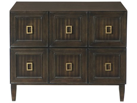 Bernhardt Jet Set Caviar 2 Drawers Nightstand BH356232