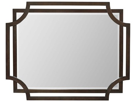 Bernhardt Jet Set Caviar Wall Mirror BH356321
