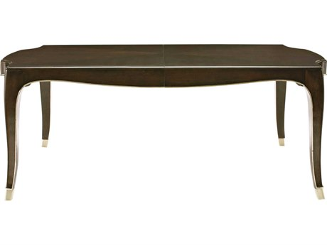Bernhardt Miramont Dark Sable 78'' Wide Rectangular Dining Table BH360222