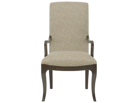 Bernhardt Miramont Dark Sable Arm Dining Chair BH360542
