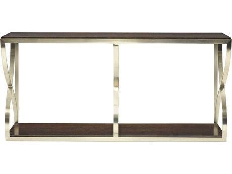 Bernhardt Miramont Dark Sable / Argento 72'' Wide Rectangular Console Table BH360911