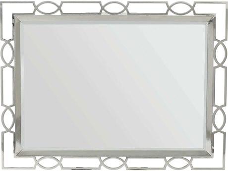 Bernhardt Criteria Radiant Nickel Wall Mirror BH363321