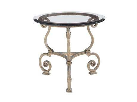 Bernhardt Solano 31 Round End Table