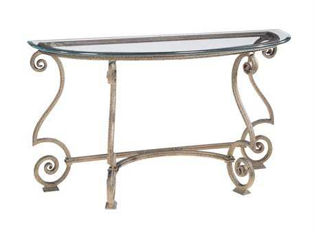 Bernhardt Solano Demilune Console Table Top