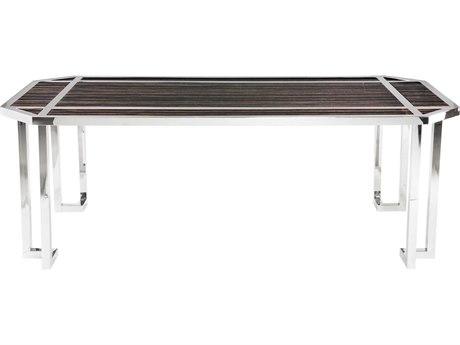 Bernhardt Channing Tuxedo 86' Wide Rectangular Dining Table BH366221