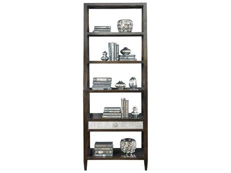 Bernhardt Sutton House Dark Mink Bookcase