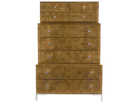 Bernhardt Soho Luxe Dark Caramel 8 Drawers or more Chest of BH368117