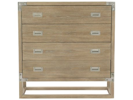 Bernhardt Spaulding Rustic Sand 4 Drawers Chest of BH372118