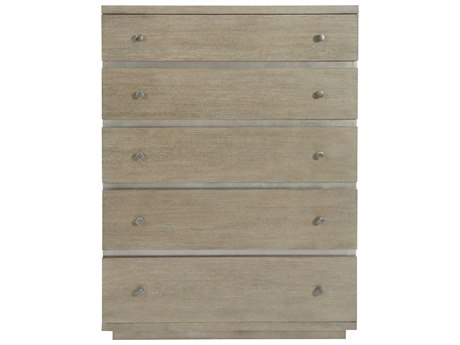 Bernhardt Mosaic Dark Taupe 5 Drawers Chest of BH373118