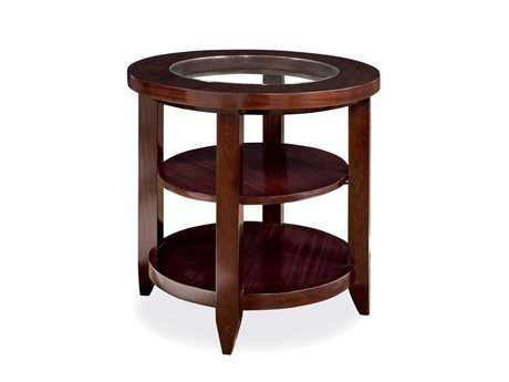 Bernhardt Park West 24 Round End Table