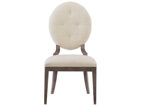 Bernhardt Clarendon White / Arabica Side Dining Chair BH377565
