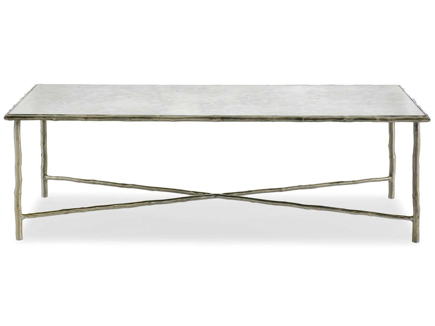 Bernhardt carlisle 51 x 27 rectangular coffee table bh413023 for X coffee tables