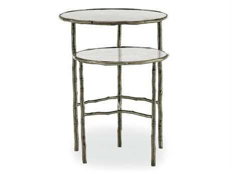 Bernhardt Carlisle 22 Round Nesting Tables