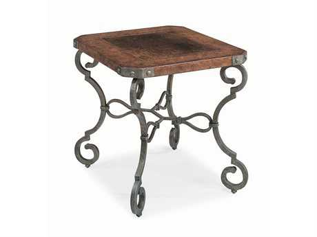 Bernhardt La Paz 26 x 30 Rectangular End Table