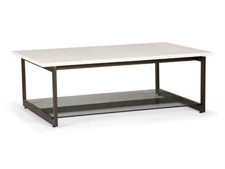 Bernhardt St Claire 54 x 34 Rectangular Coffee Table