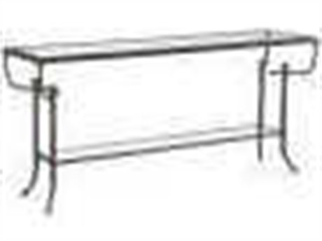 Bernhardt Hawthorne 64'' Wide Rectangular Console Table BH554911
