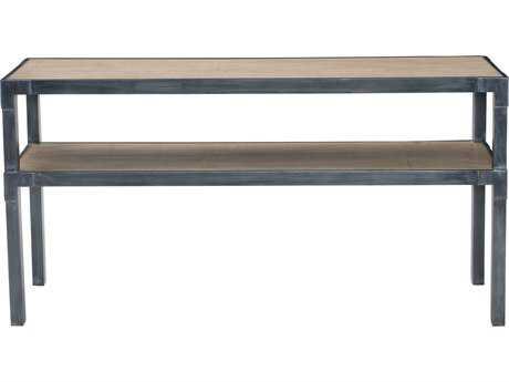 Bernhardt Saxton Natural 59''L x 16''W Rectangular Console Table