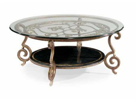 Bernhardt Zambrano 45 Round Coffee Table