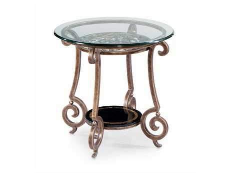 Bernhardt Zambrano 27 Round End Table