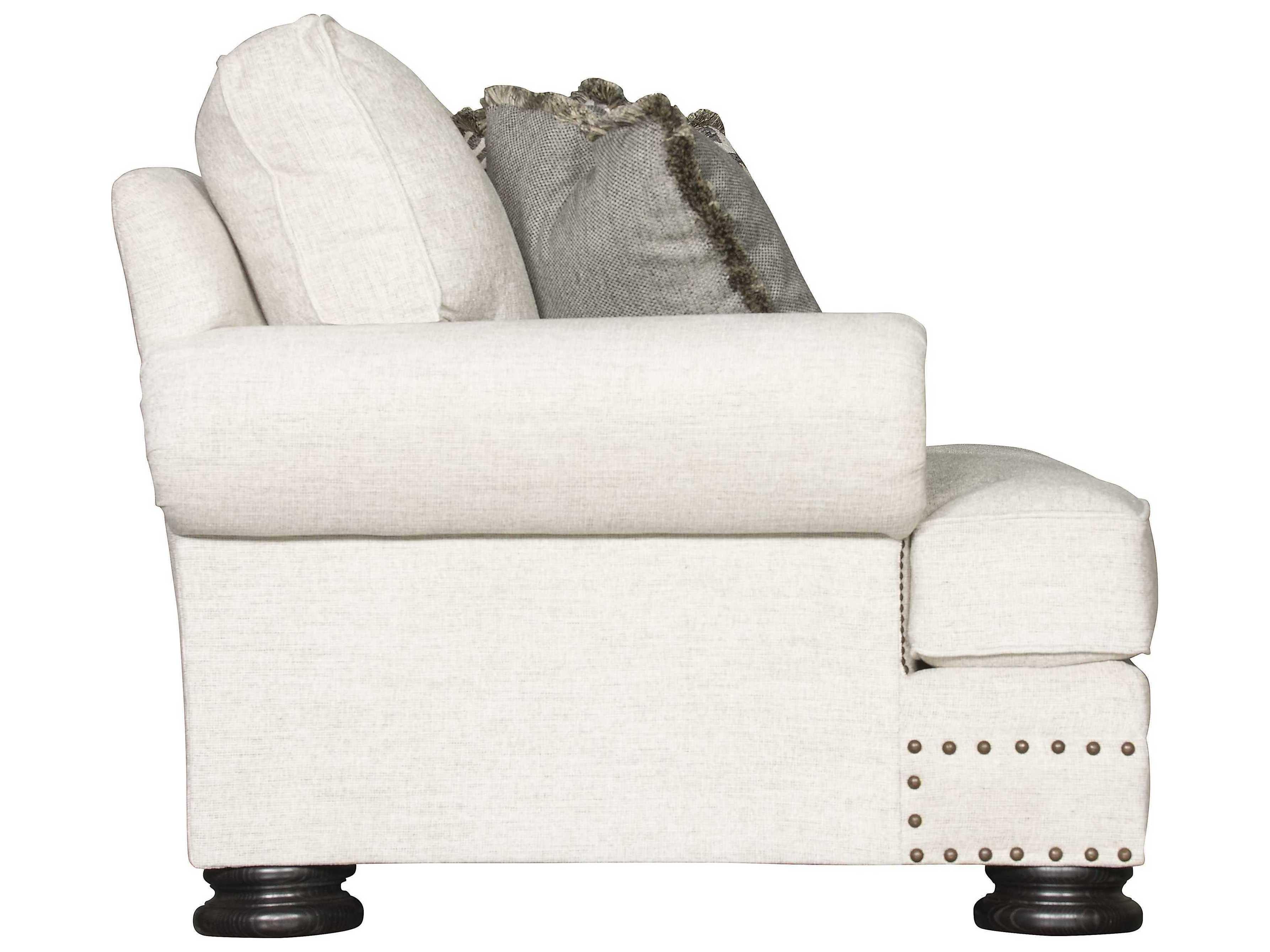 Bernhardt Foster Mocha Sofa Couch | BHB5177G