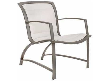 Brown Jordan Wave Padded Replacement Arm Chair / Motion Arm Chair / Swivel Rocker / Swivel Bar Chair Seat & Back Cushions