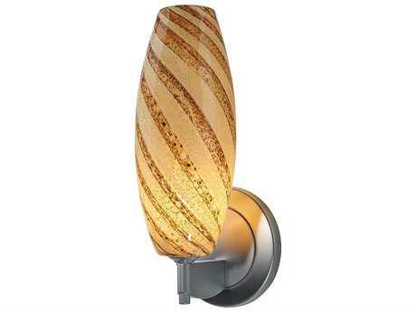 Bruck Lighting Ciro-1 Sea Shell Glass Wall Sconce