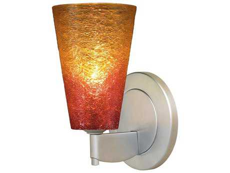 Bruck Lighting Bling Sunrise Glass Wall Sconce