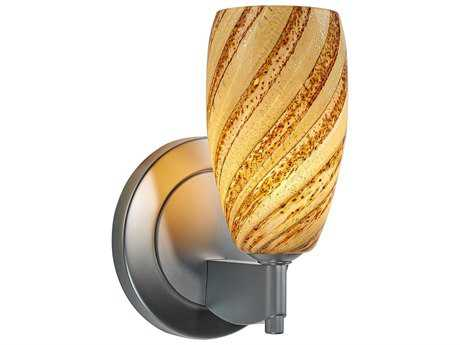Bruck Lighting Mini-Ciro Sea Shell Glass Wall Sconce