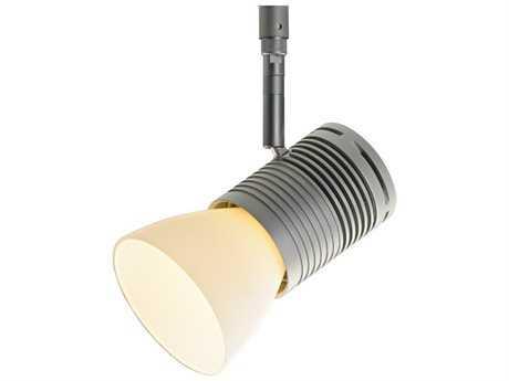 Bruck Lighting Caliber White Glass 5'' Wide LED Spot Light