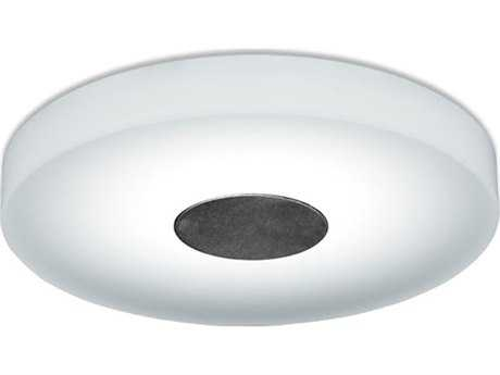 Bruck Lighting ICE Round Stained Glass 3'' Wide LED Recessed Light