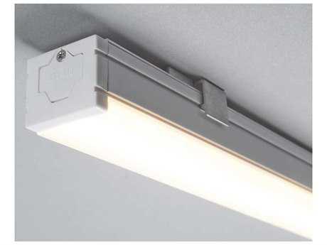 Bruck Lighting Orion-Saber White 12'' Wide LED Flush Mount Light