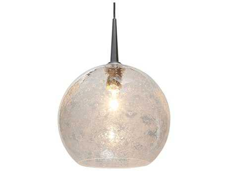 Bruck Lighting Bobo Clear Glass 6'' Wide Halogen Mini Pendant Light