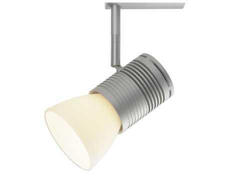 Bruck Lighting Z10 White Glass 5'' Wide LED Spot Light