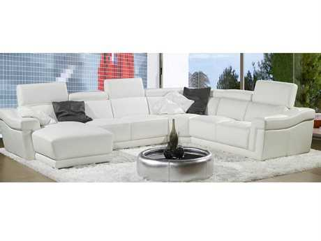 Bellini Berton Left Arm Facing Sectional Sofa