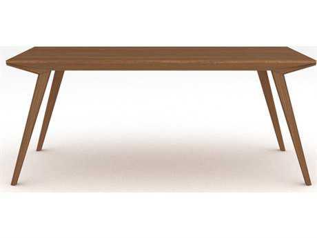 Bellini Branden Walnut 71''L x 39''W Rectangular Dining Table