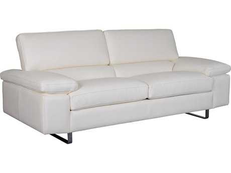 Bellini Fiona White Sofa