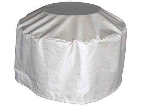"Berlin Gardens Donoma Accessories 46"" Round Fire Pit/Table Cover PatioLiving"