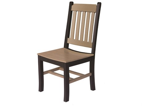 Berlin Gardens Garden Mission Recycled Plastic Dining Chair