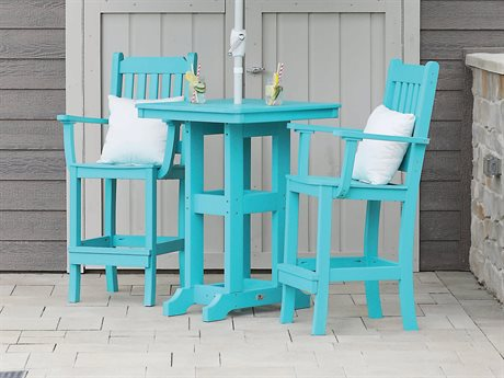 Berlin Gardens Garden Mission Recycled Plastic Dining Set